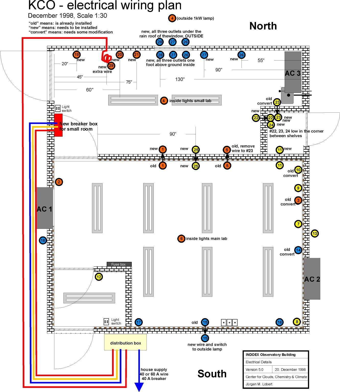 Electrical Layout - Merzie.net