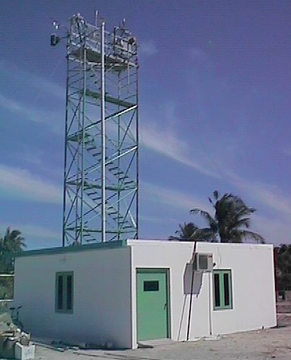 Kaashidhoo Climate Observatory