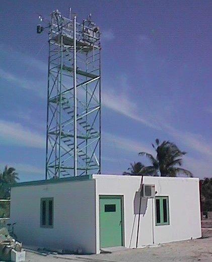 Kaashidhoo Climate Observatory